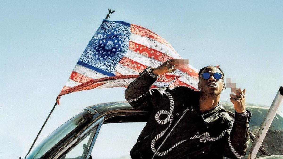 Album Review: ALL-AMERIKKKAN BADA$$