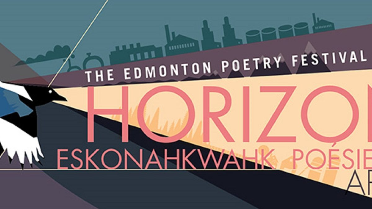 Writing rhymes and taking names with the Edmonton Poetry Festival