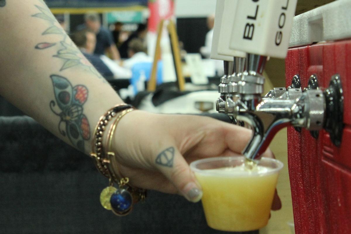Suds abound at Edmonton Craft Beer Festival last weekend