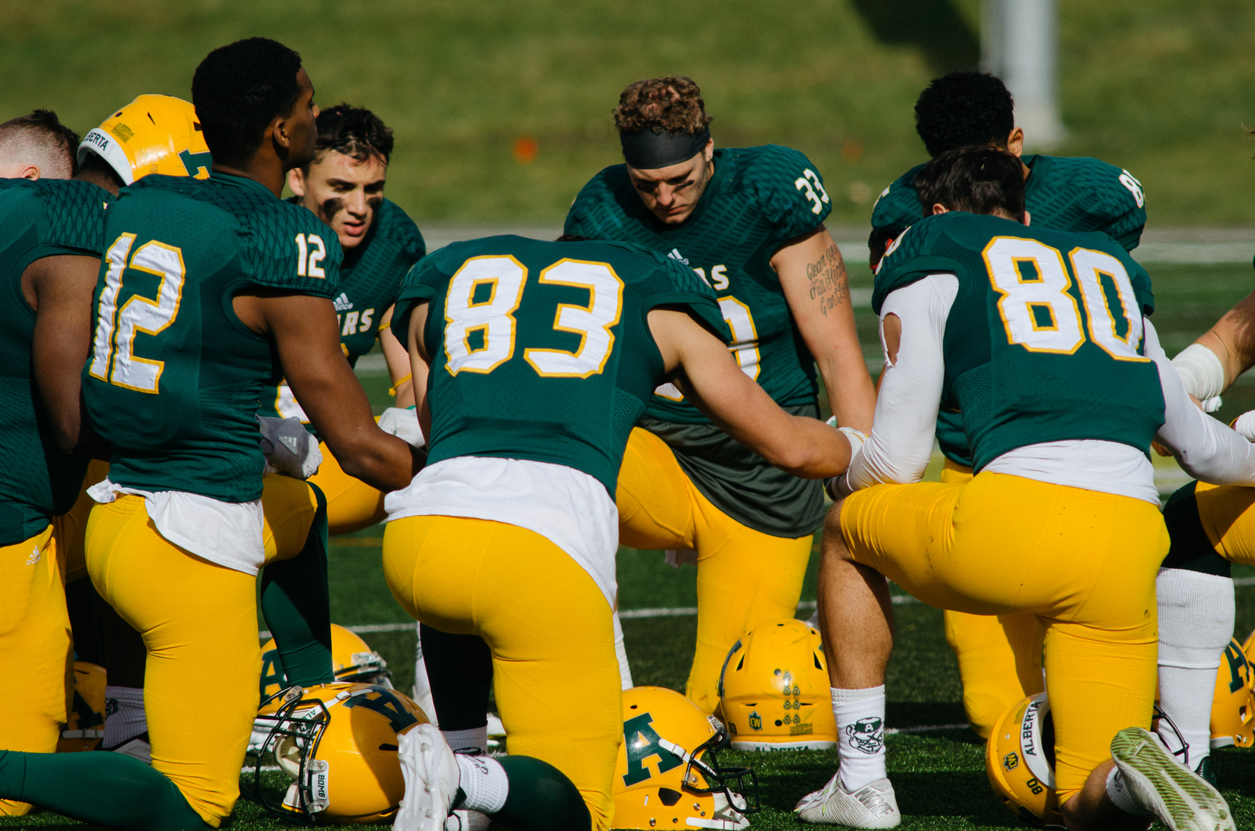 """Photo of Golden Bears Football season closes with playoff loss, but holds """"huge"""" potential for next season"""