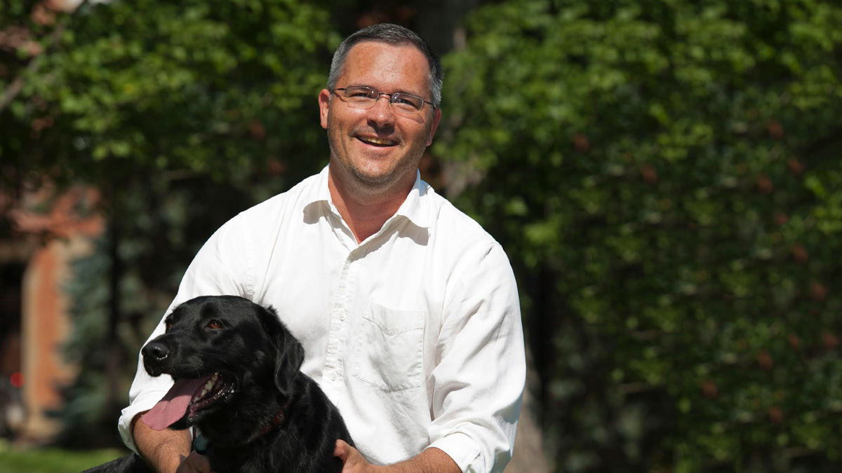 Photo of Q&A: Professor studies prehistoric relationship between dogs and humans