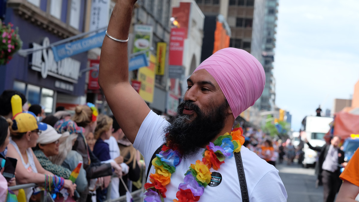 Photo of Jagmeet Singh's victory is a win for all people of colour