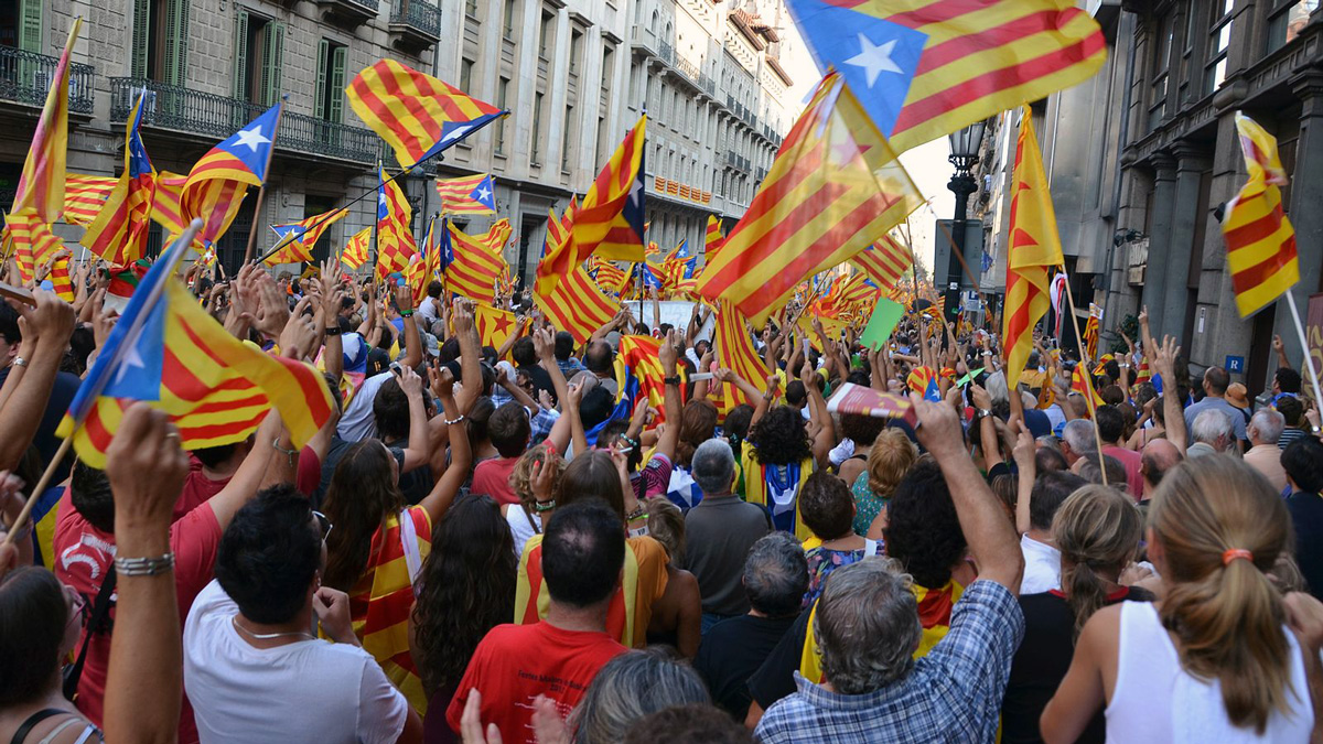Photo of Catalonia deserves independence
