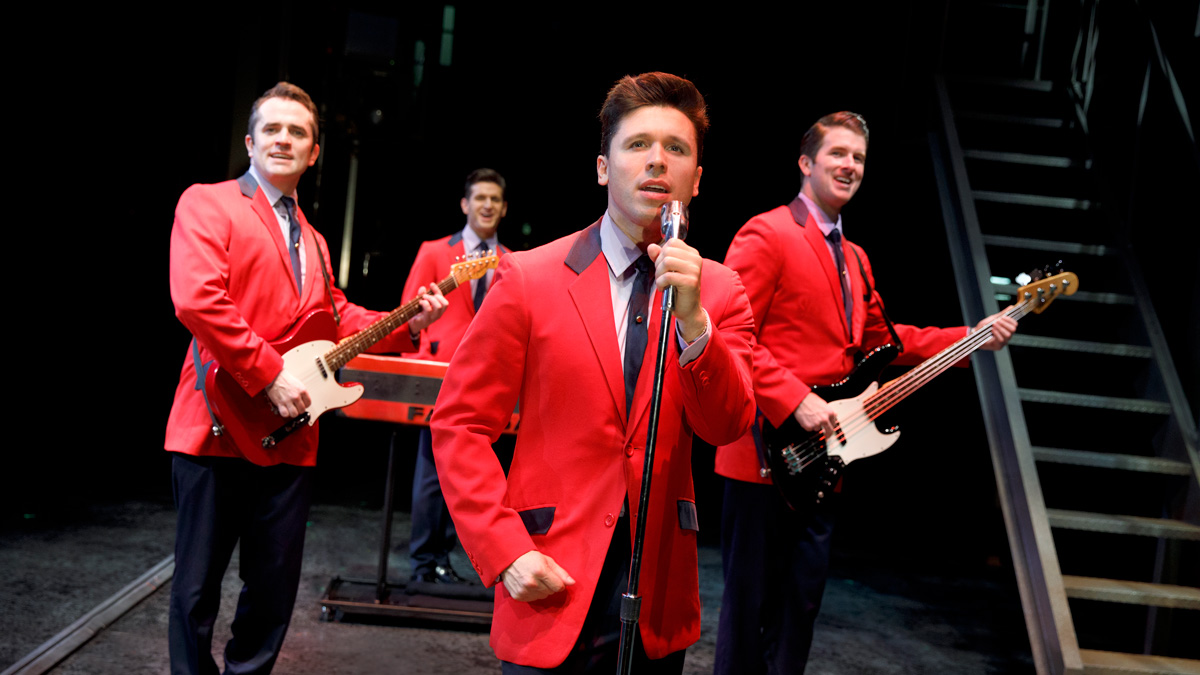 Photo of The Boys Are Back: Jersey Boys returns to the Jubilee