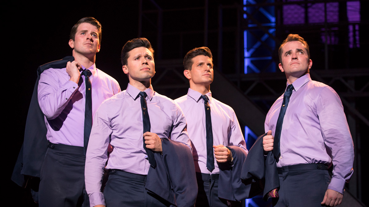 Photo of What a Night: A Review of 'Jersey Boys'