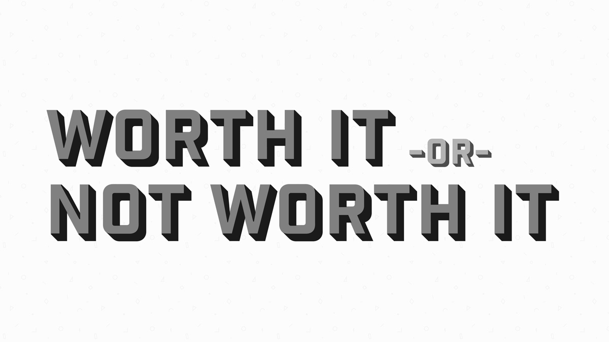 Photo of Worth It or Not Worth It: Greyscale Edition