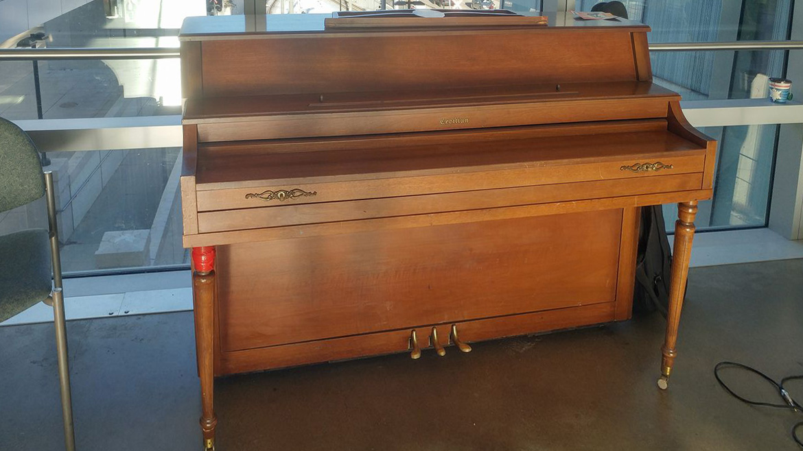 Photo of Point/Counterpoint: Should we vandalize the U of A pianos?