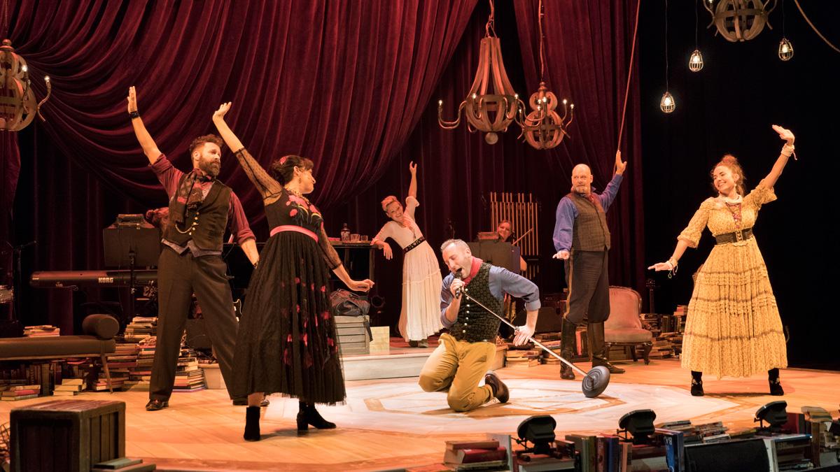 Photo of Catalyst Theatre's 'Onegin' impresses at The Citadel