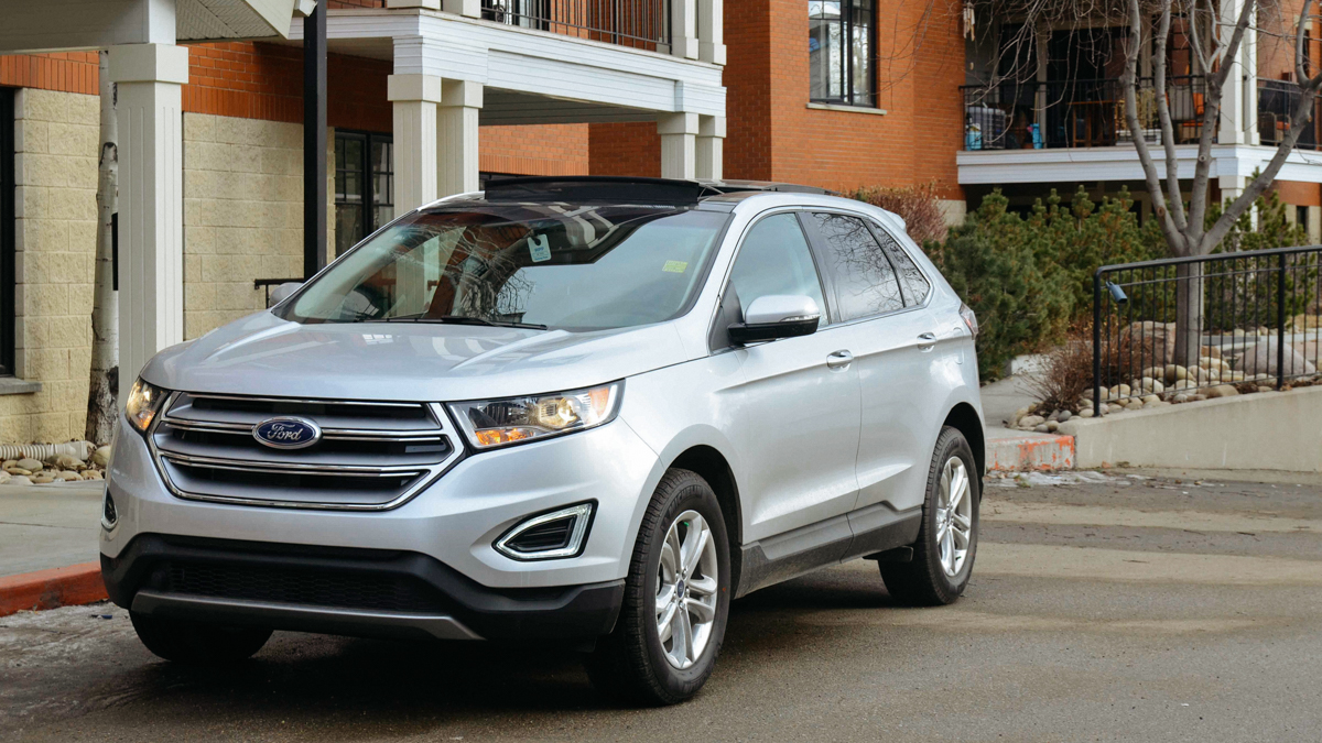 Photo of The Student Driver: 2018 Ford Edge SEL AWD
