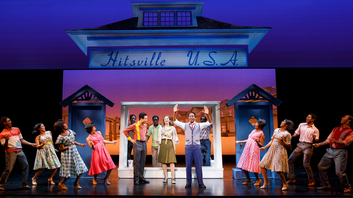 Photo of Gear up to get down with MOTOWN THE MUSICAL at the Jubilee