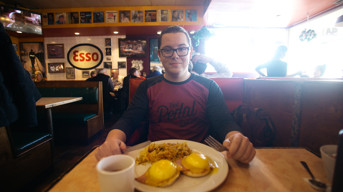 Photo of Mediocre Brunch Reviews: Route 99 Diner