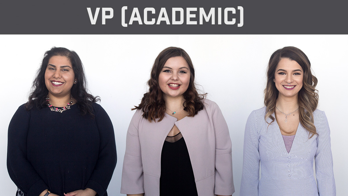 Photo of SU Elections Q&A: Vice-President (Academic)