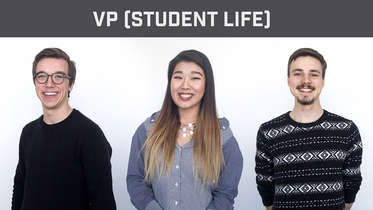 Photo of Election Dissection 2018: Vice-President (Student Life)