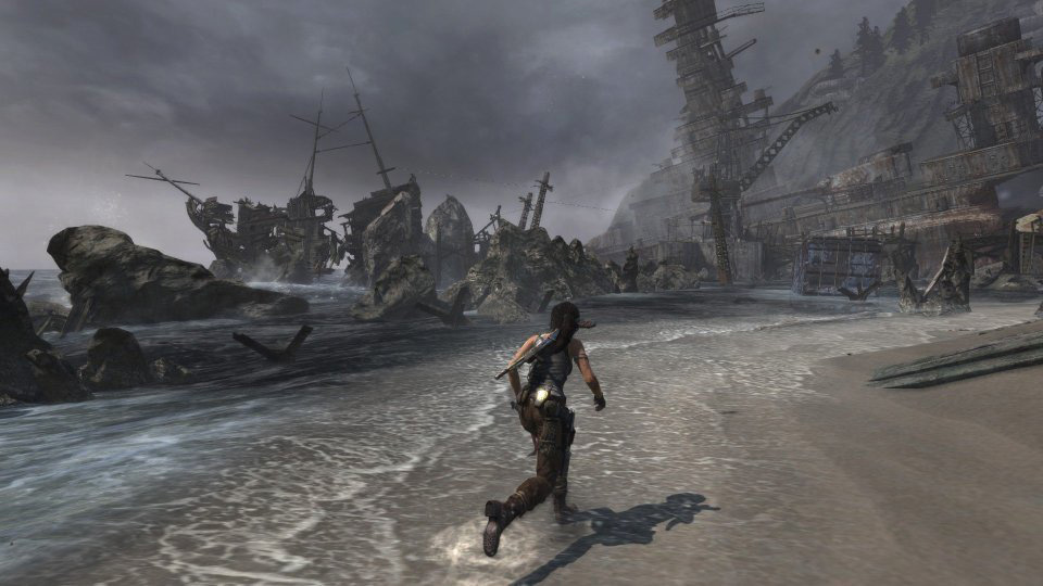 Video Game Retrospective Tomb Raider 2013 The Gateway