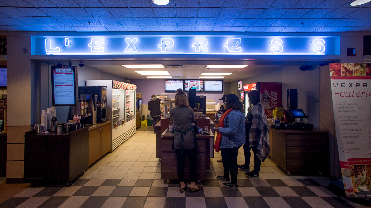 Photo of Students' Union to close L'Express cafeteria