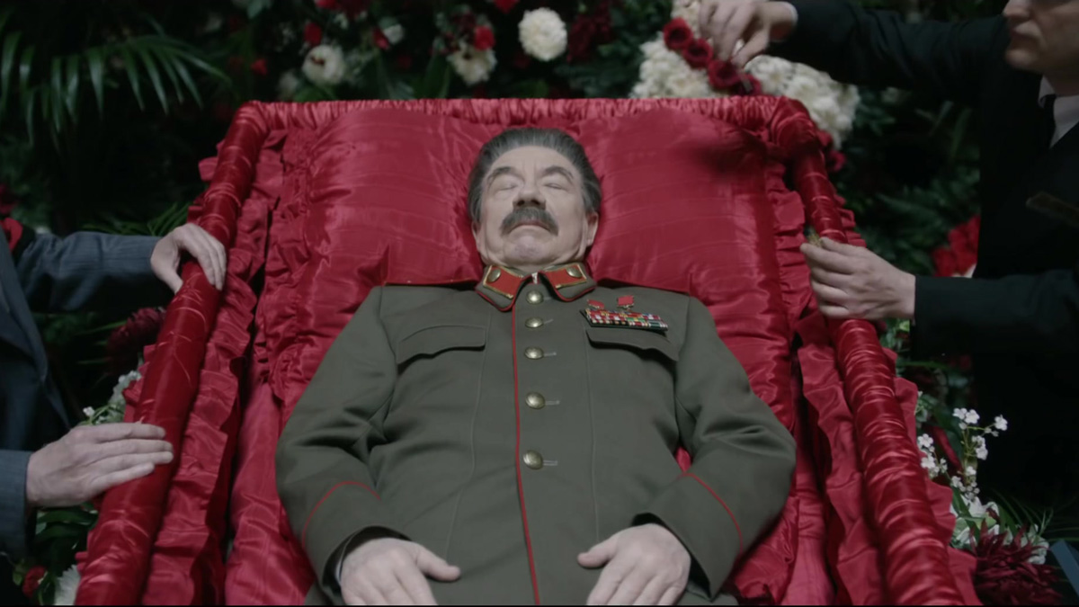 Photo of Film Review: The Death of Stalin