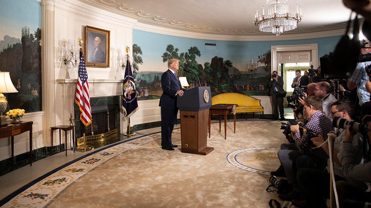 Photo of US withdrawal from Iran nuclear deal has a silver lining