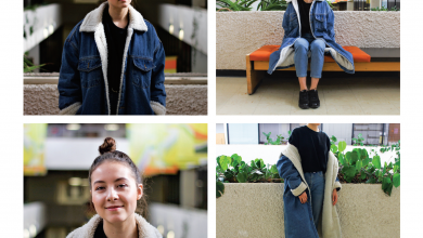 Photo of Fashion Streeters: Haley Ramphal