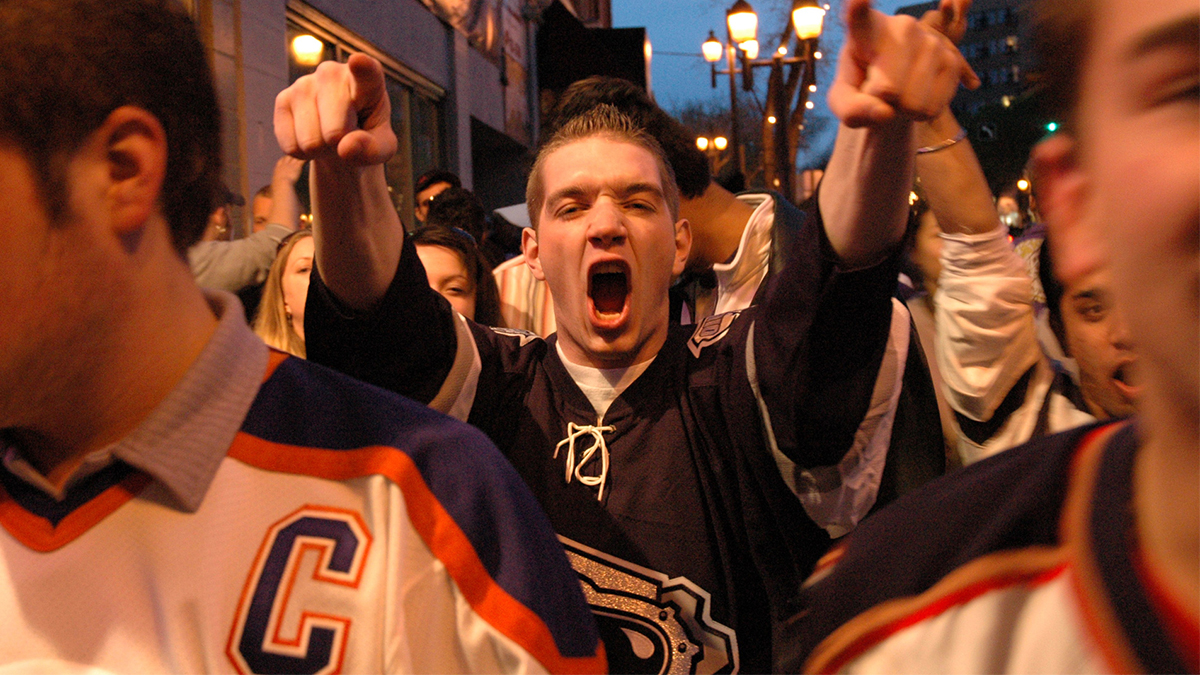 Photo of Oilers fans are as loyal as they come