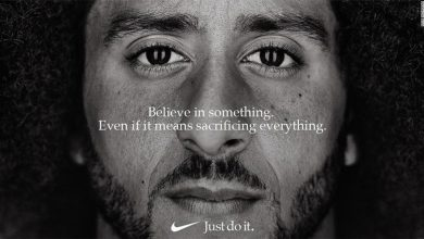 Photo of Nike, Kaepernick, and the right side of history