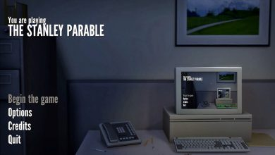 "Photo of Retro on Retro: Galactic Cafe's ""The Stanley Parable"""