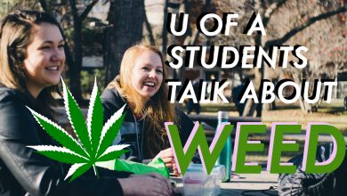 Photo of Streeters: U of A students on marijuana legalization