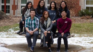 Photo of Finding community: Vietnamese Students' Association helps students connect with Vietnamese culture