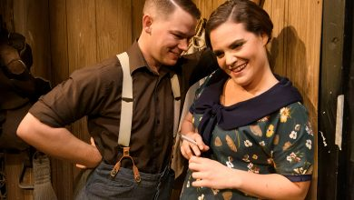 "Photo of Theatre Review: ""What a Young Wife Ought to Know"""