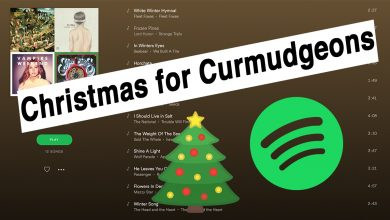 Photo of Playlist: Christmas for Curmudgeons