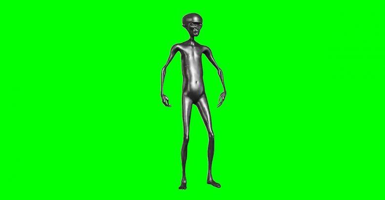 Dancing Alien Meme Song