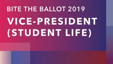 Photo of Bite the Ballot: Vice-President (Student Life)