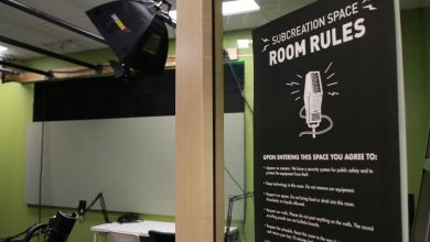 Photo of New multimedia project space opens in SUB basement