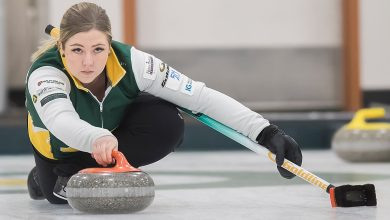 Photo of Q&A: Golden Bears and Pandas curling teams headed to championships