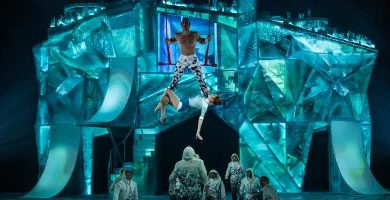 Photo of Cirque du Soleil's CRYSTAL heats up the ice: Talking with Andy Buchanan