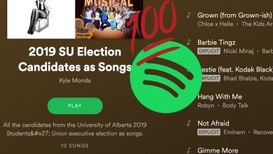 Photo of Playlist: 2019 Students' Union Election Candidates as Songs