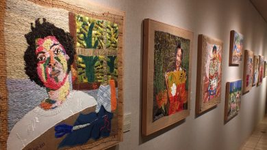 """Photo of Art as healing: The McMullen Art Gallery and the Keiskamma Canada Foundation's """"Imbumba"""""""