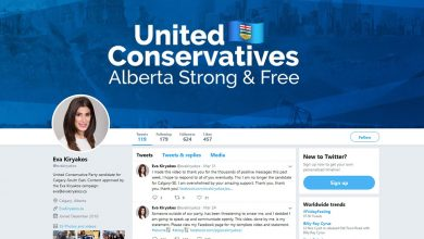 Photo of Former UCP candidate wasn't being bullied; she was being held accountable