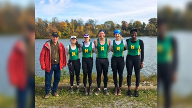 Photo of Row, row, row your boat: The U of A Rowing Club