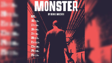 Photo of 2019 Fringe Festival Review: Daniel MacIvor's Monster