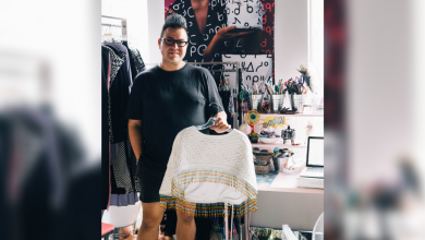 Photo of U of A design grad uses fashion line to pay tribute to Indigenous culture