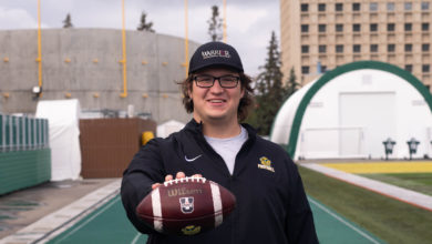 Photo of U of A Golden Bear Football Player makes CFL scout prospect list
