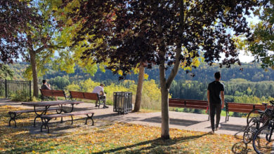 Photo of Exploring Edmonton: Grant Notley Park