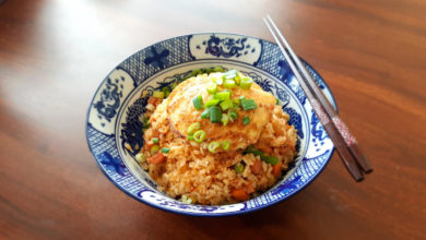Photo of Lunch Break: Kimchi Fried Rice
