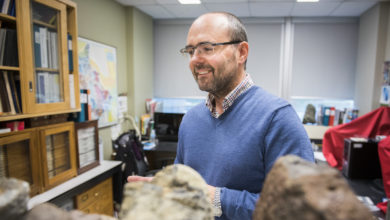 Photo of New questions about Earth's interior raised after research into kimberlites