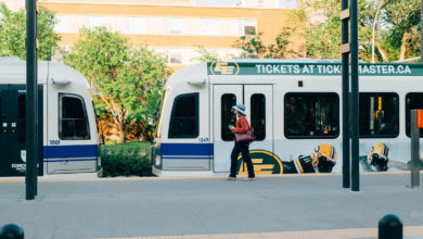 Photo of Edmonton's LRT system should continue expanding