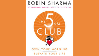 Photo of Book Review: The 5AM Club
