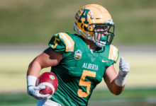 Photo of CFL in his sights: Ben Kopczynski reflects on last season with Golden Bears