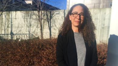 Photo of U of A Killam Scholarship winner researching Canada's overdose crisis