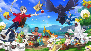 Photo of Video Game Review: Pokémon Sword and Shield