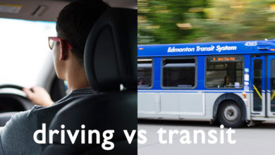 Photo of Point/Counterpoint: Driving vs. transit